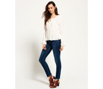 Damen Imogen Slim Jeans marineblau