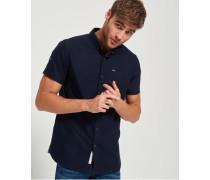 Herren Ultimate Oxfordhemd marineblau