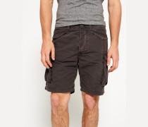 Herren Core Lite Ripstop Cargo Shorts schwarz