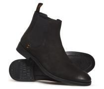 Herren Meteora Chelsea Boots schwarz