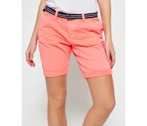 Damen Boyfriend City Shorts pink