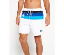 Herren Cali Waterpolo Shorts weiß