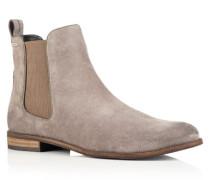 Damen Millie Suede Chelsea Boots dunkelgrau