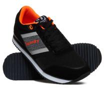 Herren Fero Runner Sneaker schwarz