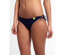 Damen Bikinihöschen Miami marineblau