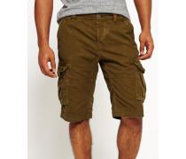 Herren Core Cargo Lite Shorts grün