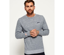 Herren Orange Label Crew Sweatshirt hellblau