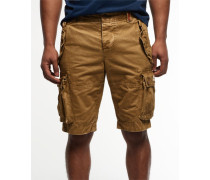 Herren New Core Cargo Heavy Shorts braun