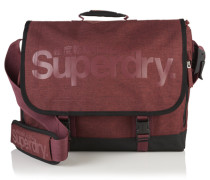 Herren Supergrit Tarp Laptop-Tasche rot