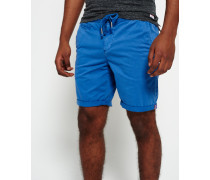 Herren International Sun Scorched Chino Shorts blau