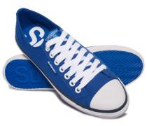 Herren Niedrige Pro Sneaker blau
