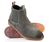 Herren Dakar Chelsea Boots dunkelgrau