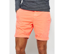 Herren International Hyper Pop Chino Shorts orange