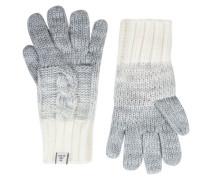 Damen Ombre Clarrie Handschuhe grau