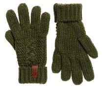 Damen North Handschuhe grün