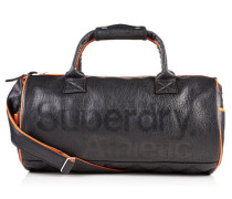 Athletic Barrel Bag schwarz