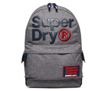 Herren High Build Lineman Montana Rucksack Grey