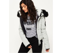 Damen Everest Ella Bomberjacke x Grey