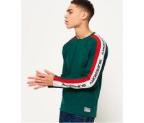 Herren Trophy Langarm-T-Shirt grün