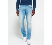 Herren Corporal Slim Jeans blau