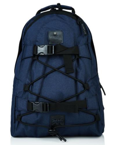 superdry herren superdry herren surplus rucksack blau. Black Bedroom Furniture Sets. Home Design Ideas