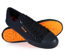 Herren Low Pro Sleek Sneaker schwarz