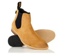 Herren Meteora Chelsea Boots hellbraun