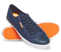 Herren Low Pro Sneaker marineblau