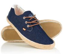 Herren Skipper Schuhe blau