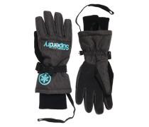 Damen Ultimate Snow Service Handschuhe dunkelgrau