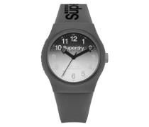 Herren Urban Laser Armbanduhr grau