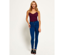 Damen Evie Jegging Jeans blau