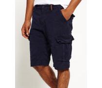 Herren Core Cargo Lite Shorts marineblau