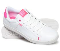 Damen SD Tennis Sneaker weiß