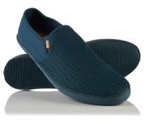 Herren Swimmer Slip On Sneaker marineblau