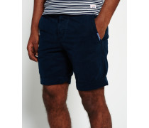 Herren International Chino Shorts blau