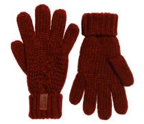 Damen North Handschuhe rot