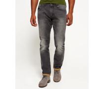 Herren Corporal Slim Jeans grau