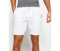 Herren International Chino Shorts weiß