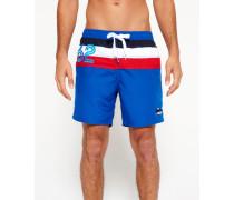 Herren Cali Waterpolo Shorts blau