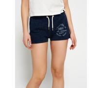 Damen Athletic League Shorts marineblau