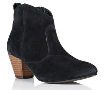 Damen Dallas Ankle Boots schwarz