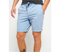 Herren International Sunscorched Beach Shorts blau