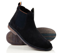 Herren Dakar Chelsea Boots marineblau