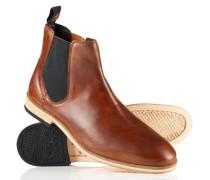 Herren Premium Meteor Chelsea Boots braun