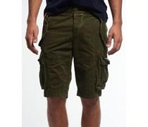 Herren New Core Cargo Heavy Shorts grün