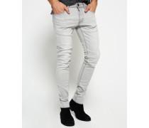 Herren Skinny Jeans grau