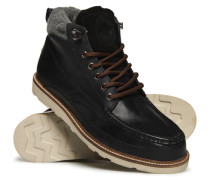 Herren Mountain Range Boots schwarz