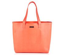 Damen Elaina Tote Bag koralle
