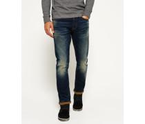 Herren Corporal Slim Jeans marineblau